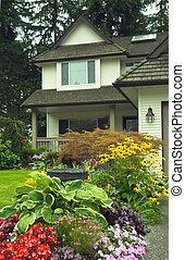 가정 정원, 매니큐어를 칠하게 된다