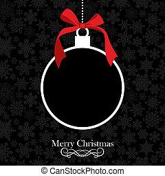 값싼 물건, 크리스마스, 명랑한, 배경