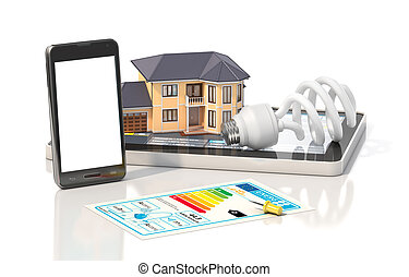개념, 공급된다, 집, 주택, 삽화, 양철통, 은 본다, project., 건축가, 방, 속이다, 주거다, design., 어디에서, 보이는 상태, 도구, blueprints., 3차원