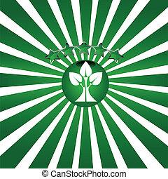 개념, 녹색