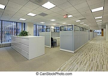 개인실, 사무실, 지역