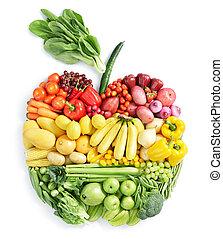 건강에 좋은 음식, apple: