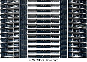 건물, 아파트