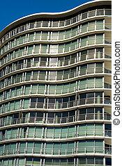 건물, 아파트, 현대