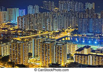 건물, 주거다, 홍콩