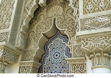 건축술, 모로코 사람