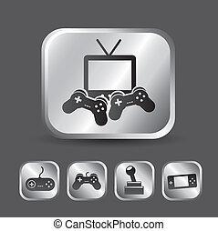 게임, 비디오