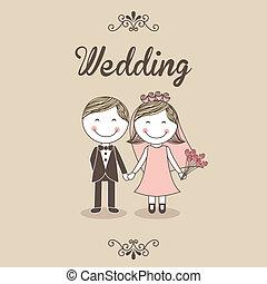 결혼식, 디자인