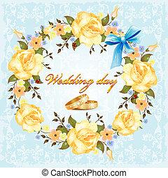 결혼식, 카드