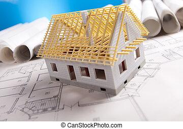 계획, 도구, 건축술, &