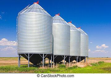 곡물 건조물