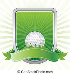 골프, 디자인 요소