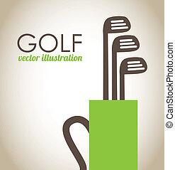 골프, 디자인