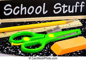 공급, 학교