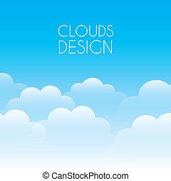 구름, 디자인