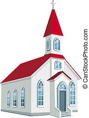 군, 거의, 기독교도, 교회