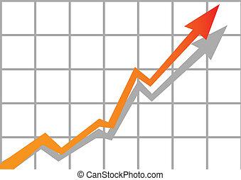 그래프, 벡터, 사업
