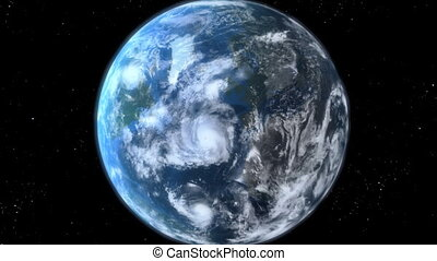 급상승, 지구