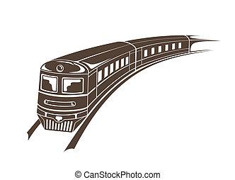 기차, 현대