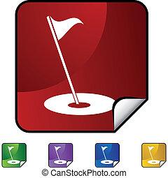 기, 골프
