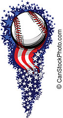 기, 불꽃 놀이, 야구, 은 주연시킨다