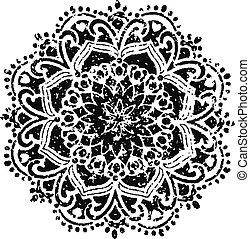 꽃의, 상징, 디자인