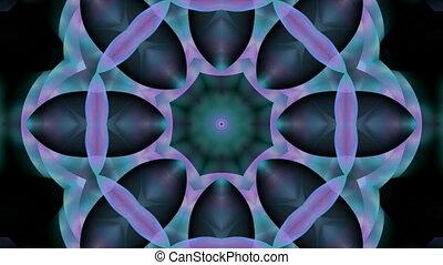 꽃 본, seamless, kaleidoscop
