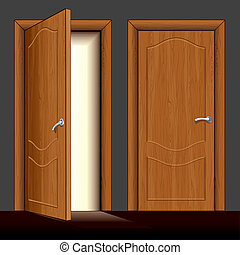 나무로 되는 문