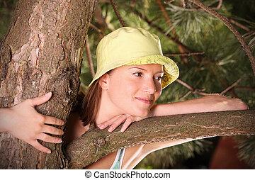 나무, 이완
