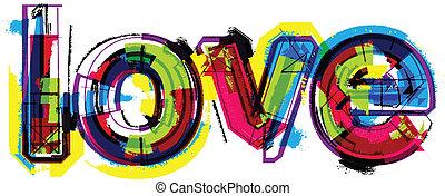 낱말, 사랑, 예술의