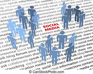 네트워크, 사람, 환경, 원본, 낱말, 친목회, 페이지