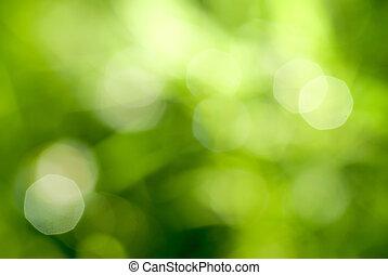녹색의 발췌, backgound, 제자리표