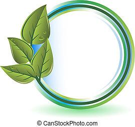 녹색, 개념, 생태학