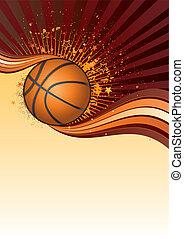 농구, 배경