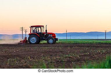 농업의, 일