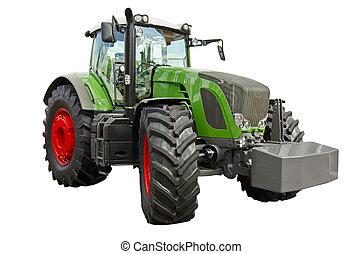 농업의, 트랙터