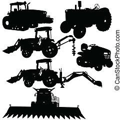 농장, equipments
