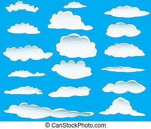 다른, 구름
