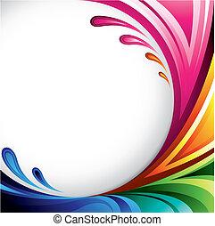 다채로운, 배경