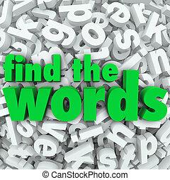 도전, wordsearch, 발견, 게임, 낱말, 수수께끼