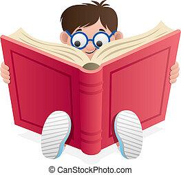 독서, 아이