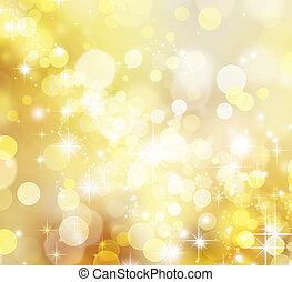 떼어내다, 직물, 배경., 휴일, 크리스마스, 빛나는