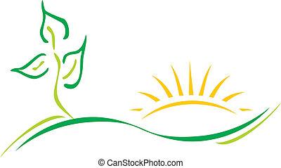 로고, 생태학