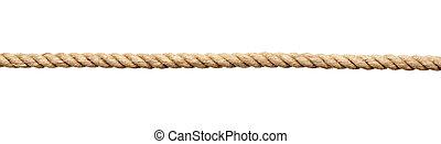 로프, 끈