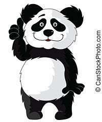 만화, 팬더