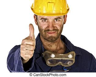 무거운, 산업, 신용, 노동자