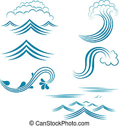 물, 세트, 특성