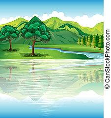 물, 우리, 땅, 천연 자원