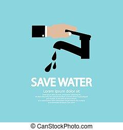물, conservation.