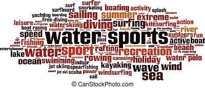 물, sports-horizon